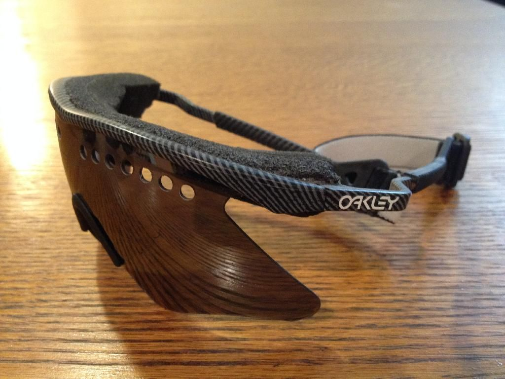 Check out this amazing history of the Oakley M Frame Sunglasses ...