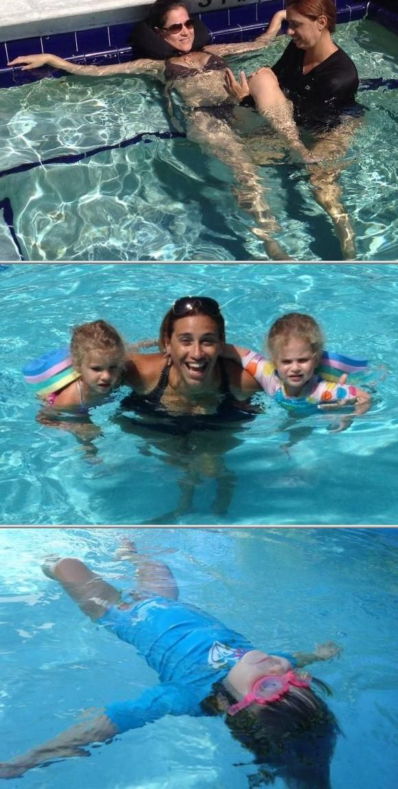 Aquatic Personal Trainer Swim School Swim Instructor Swim Lessons