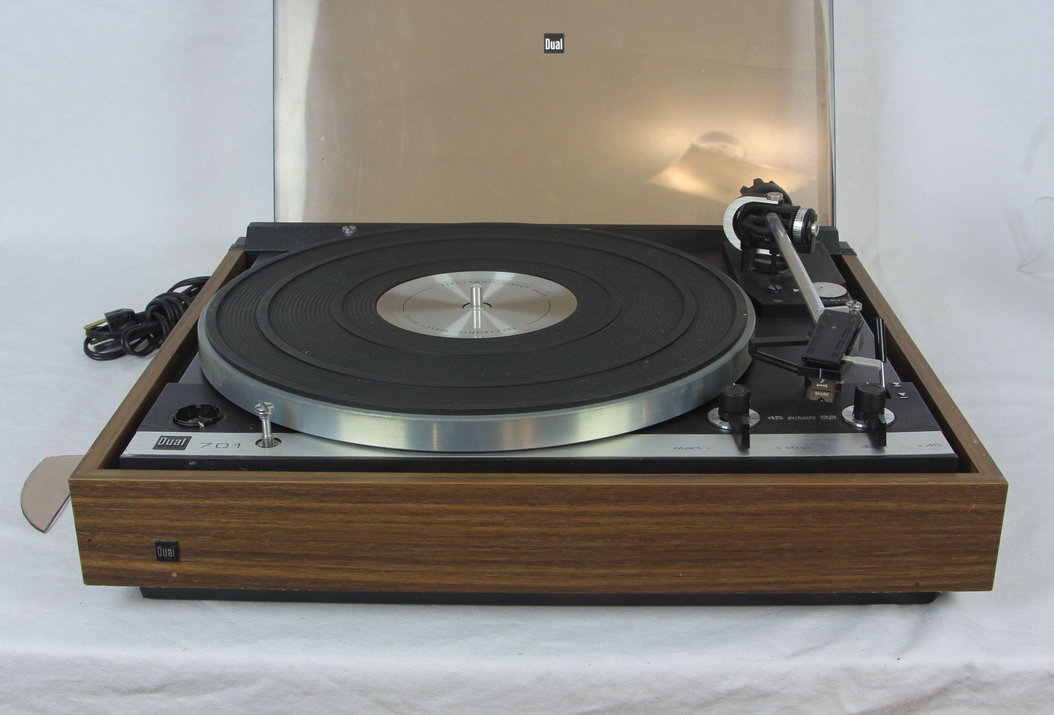 dual 710 turntable c 1970 hifi phiphi pinterest vinyles. Black Bedroom Furniture Sets. Home Design Ideas