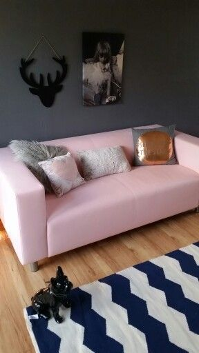Ikea Klippan Blush Pink Sofa Absolutely Gorgeous Ikea Klippan Sofa Ikea Couch Bedroom Carpet