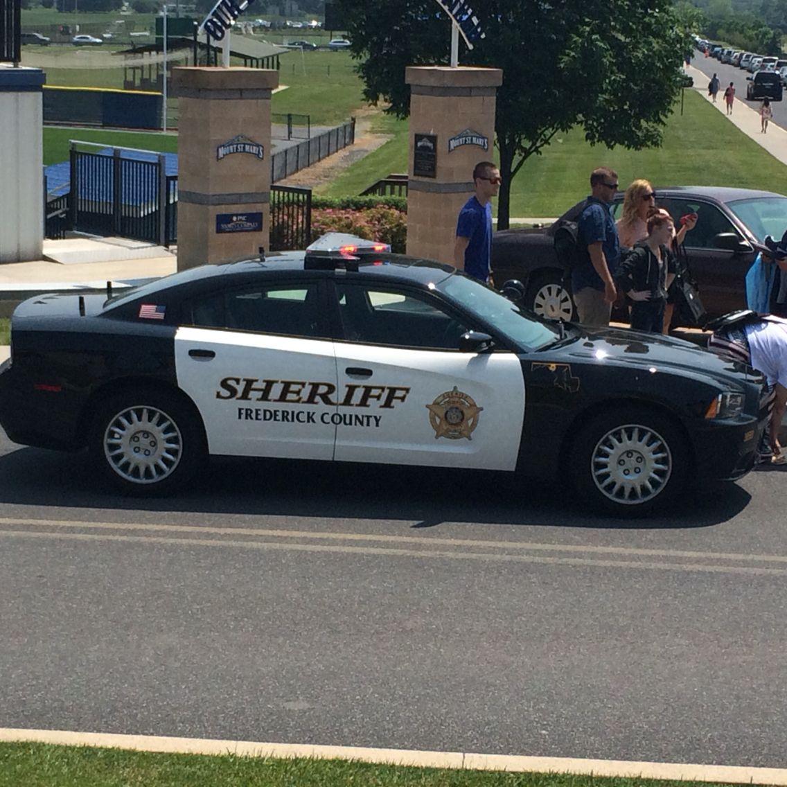 Frederick, MD #sherriff #police #policecar #policesuv