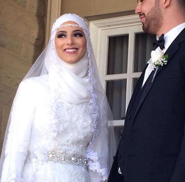 Pin von Habouba auf Islam and Wedding: Muslim and Arab Weddings ...