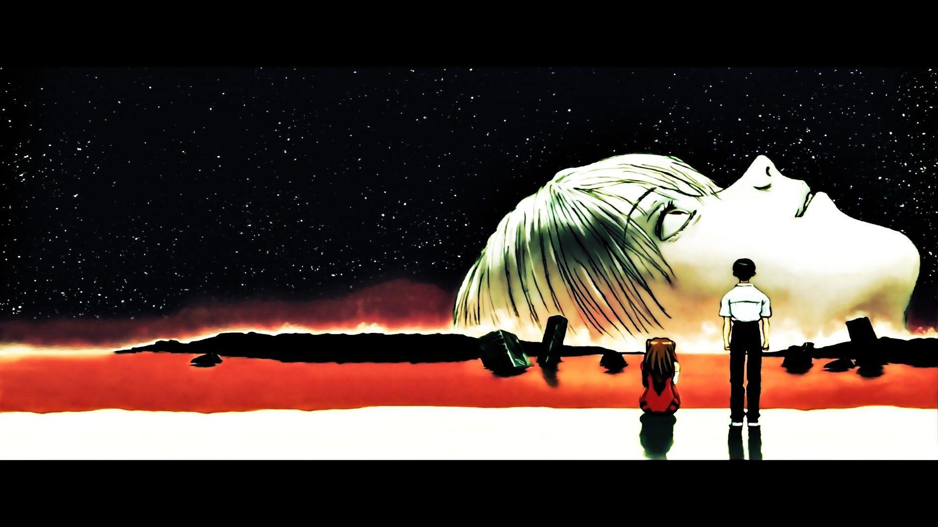 Neon Genesis Evangelion Wallpaper 1920x1080 44634