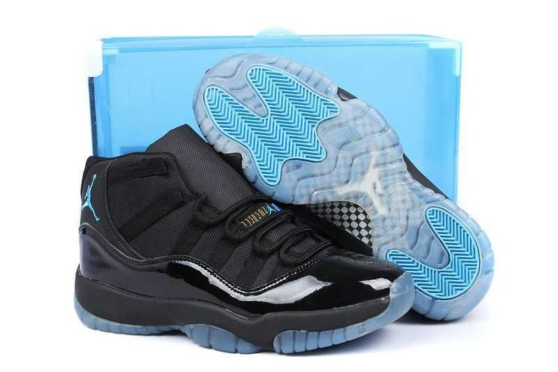 Buy Discount 2014 New Release Air Jordan XI 11 Mens Shoes Black Blue Online  from Reliable Discount 2014 New Release Air Jordan XI 11 Mens Shoes Black  Blue