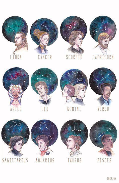 ✦Last Call✦ Star Wars Constellations poster from enerjax