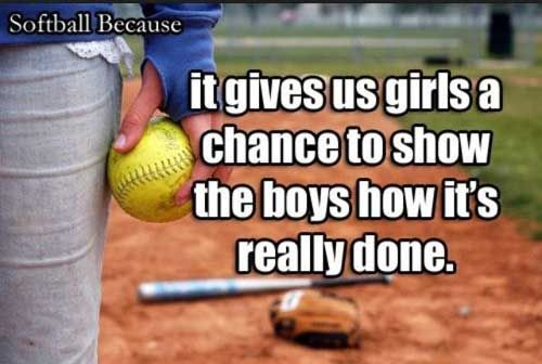 Motivational Softball Quotes On Pinterest