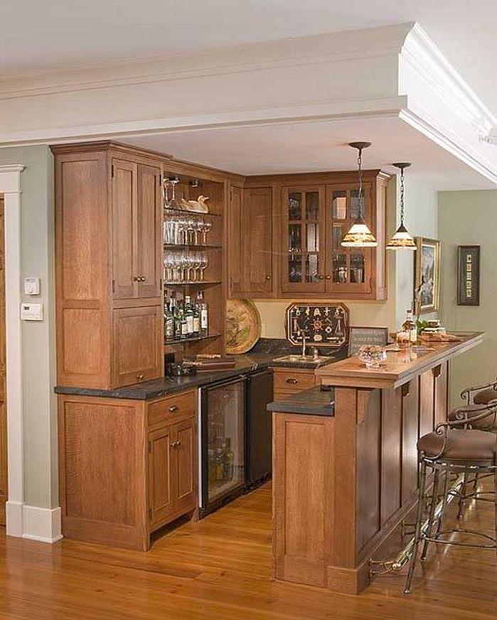 50+ Home Bar Design Ideas_29 House Bar Design Pinterest Bar