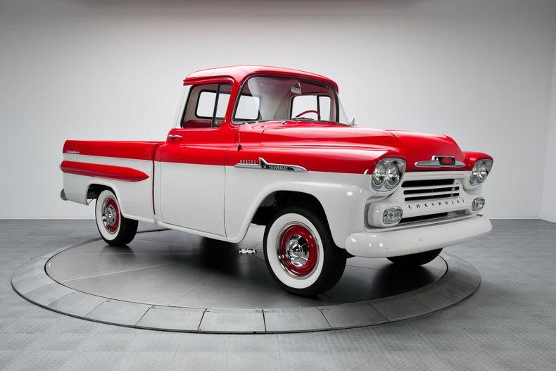 Myclassicgarage Garage Mcg Social Classic Chevy Trucks