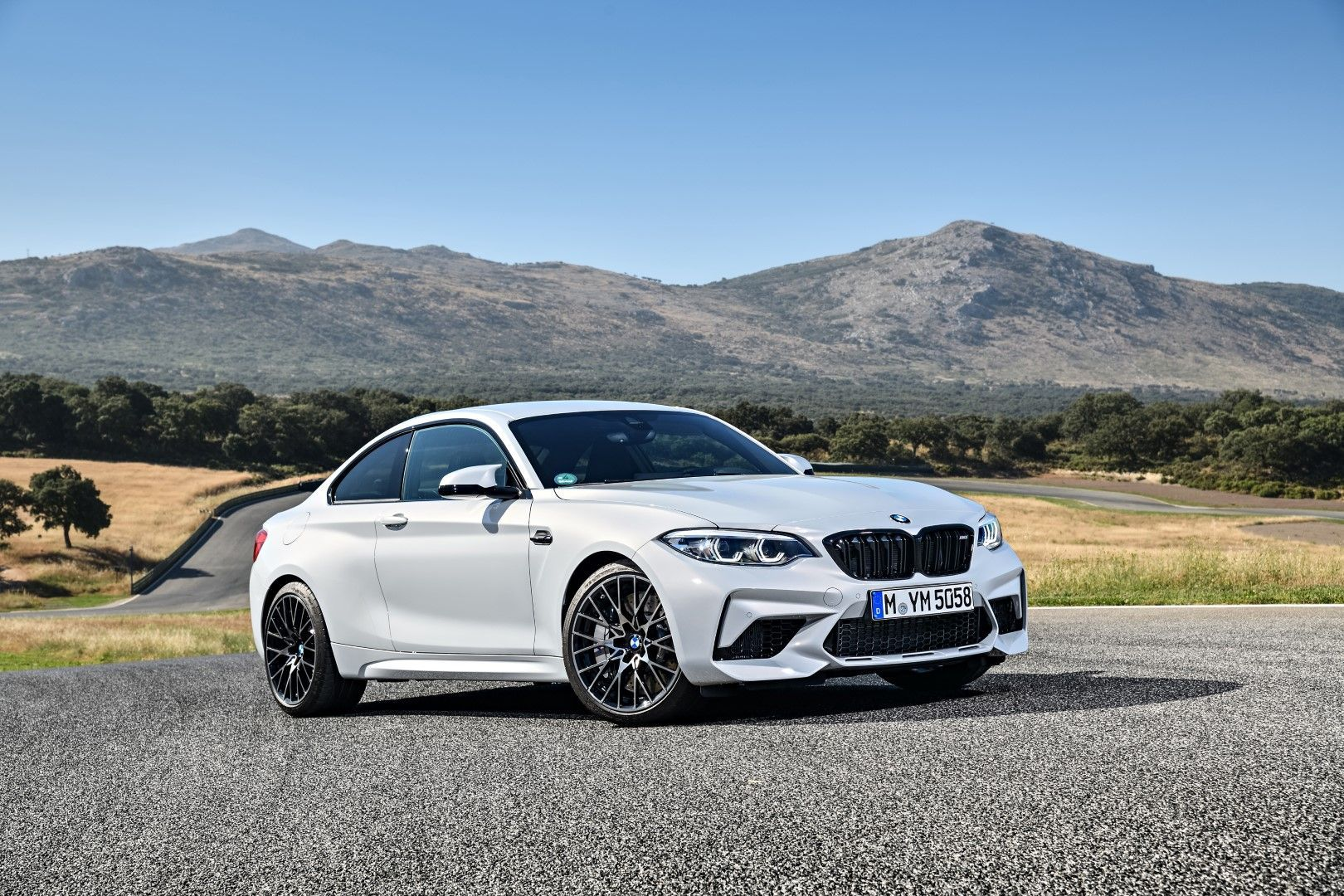 2019 Bmw M2 Competition Bmw Bmw Concept Coupe
