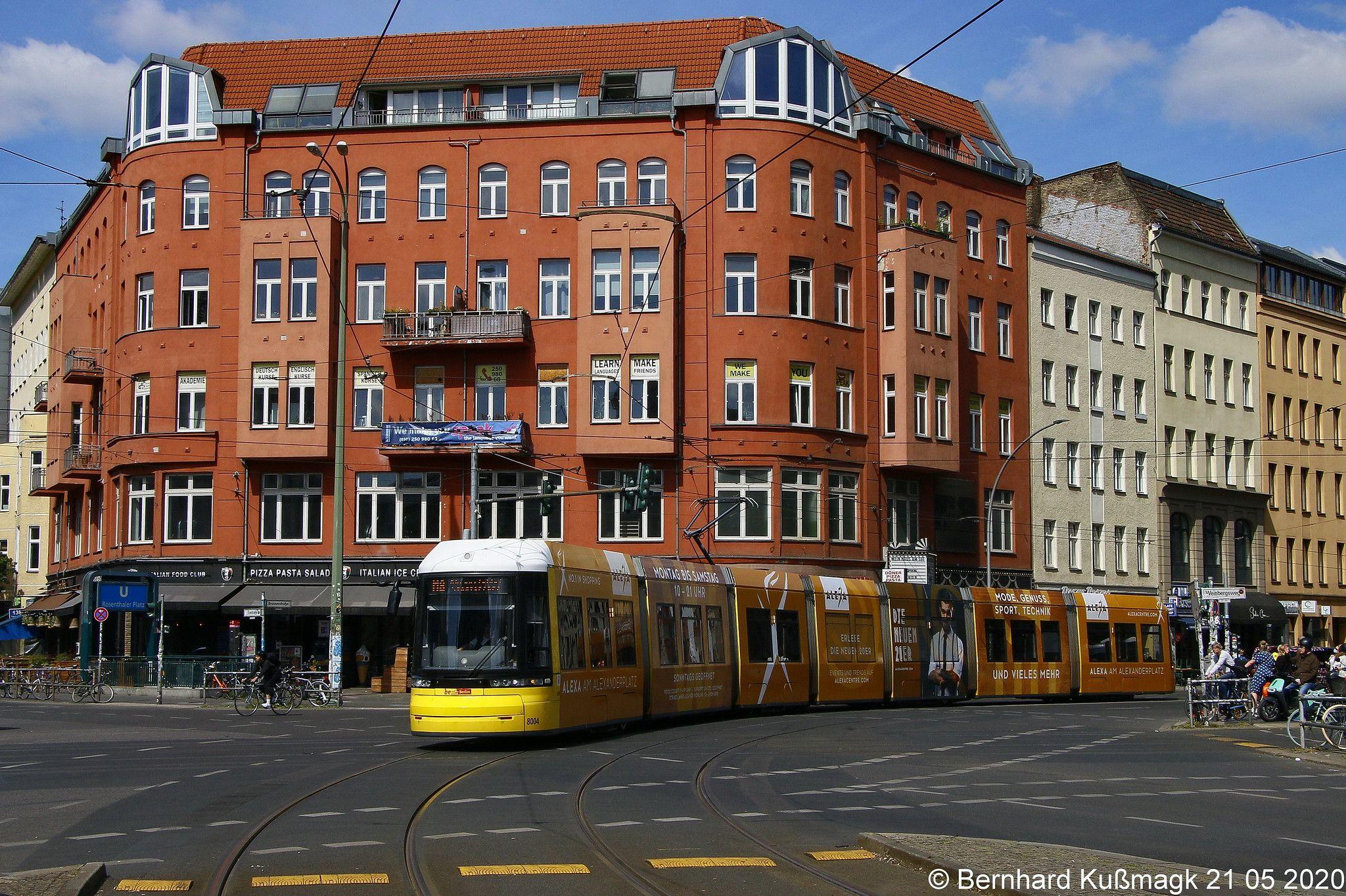 Europa Deutschland Berlin Mitte Rosenthaler Platz In 2020 Berlin Deutschland Mitte