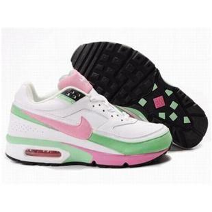 309207 005 Nike Air Classic Bw Si White Green D01005 Schoenen Schoenen Dames Gympen