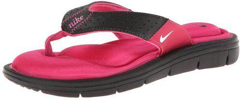 9d5b87b4d059 Nike Womens Comfort Thong Sandal (8