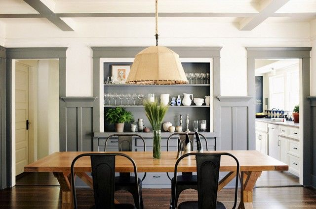 Inside A California Craftsman With Fresh Perspective Via Domainehome