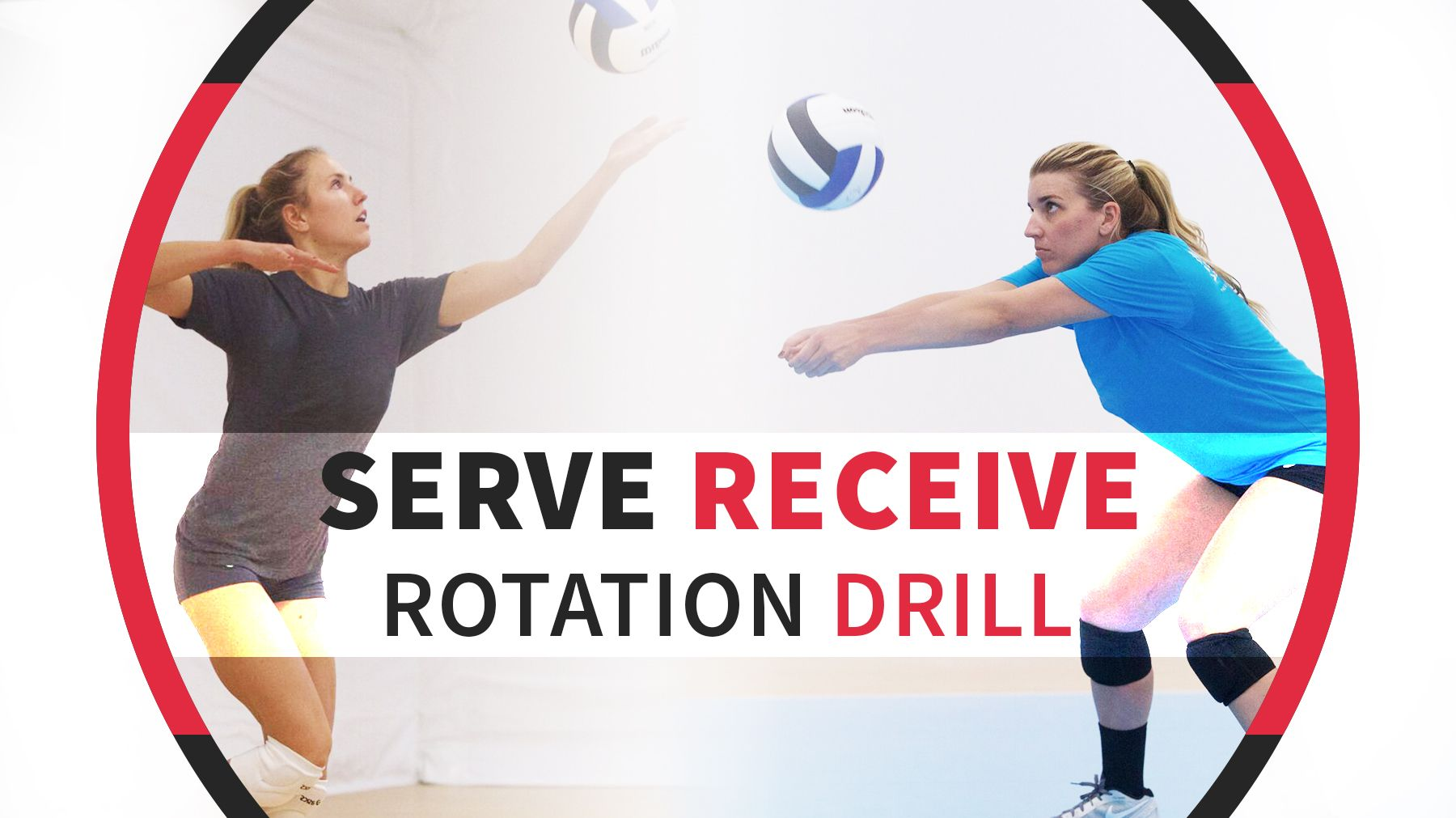 Serve Receive Rotation Drill The Art Of Coaching Volleyball Coaching Volleyball Volleyball Training Volleyball Drills