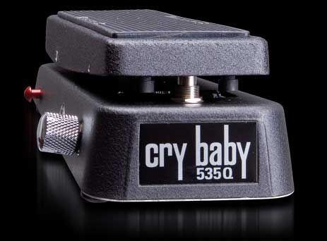 Dunlop Crybaby 535q Multi Wah Metal Gear