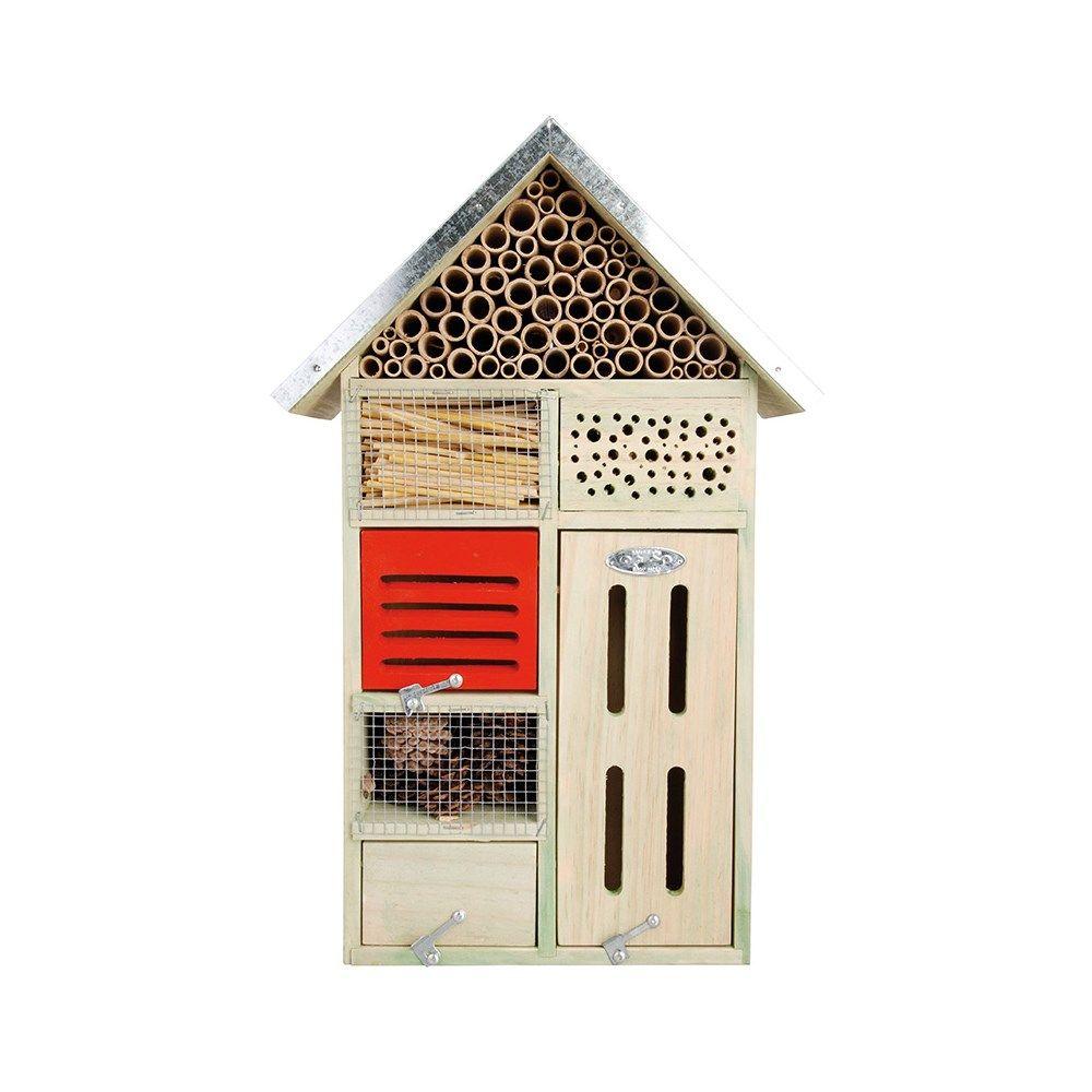 Esschert Design Insectenhotel - Groot