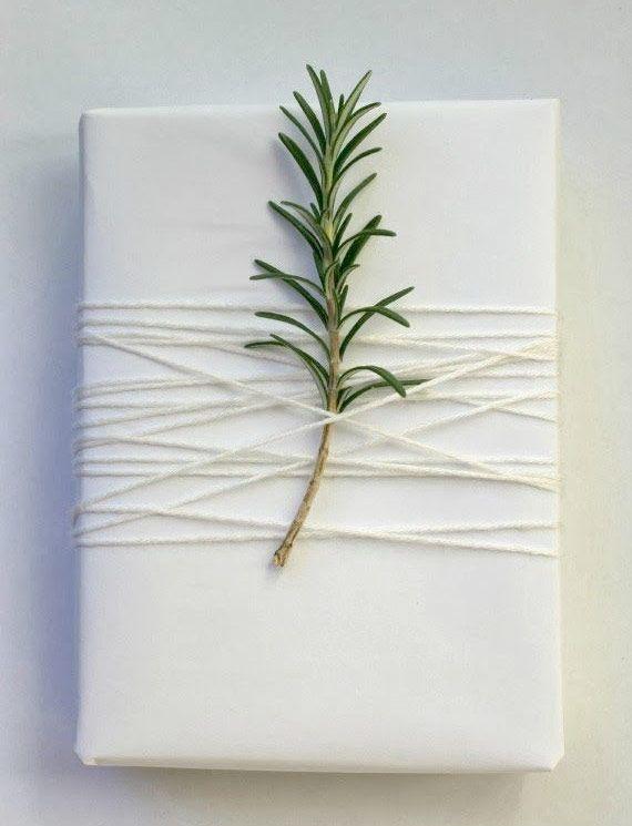 Weihnachtsgeschenke verpacken - DIY's & Inspiration - inqolor