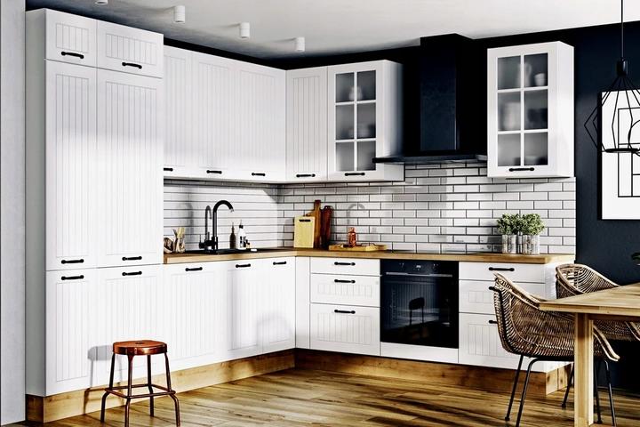 Meble Kuchenne Zestaw W Stylu Prowansalskim 6 6121 Zl Allegro Pl Raty 0 Darmowa In 2021 Interior Design Kitchen Interior Design Living Room Home Decor Kitchen