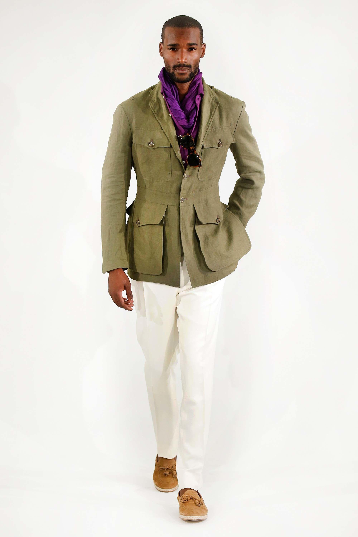 Ralph Lauren Spring 2017 Menswear Fashion Show Mens