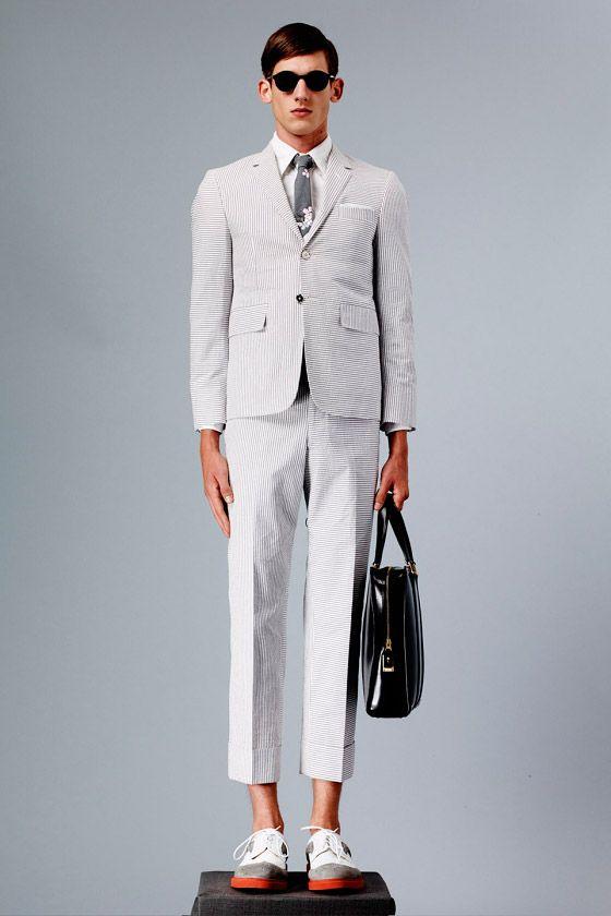 34b530fe39e4  Menswear  Trends Thom Browne Spring Summer 2015 FY