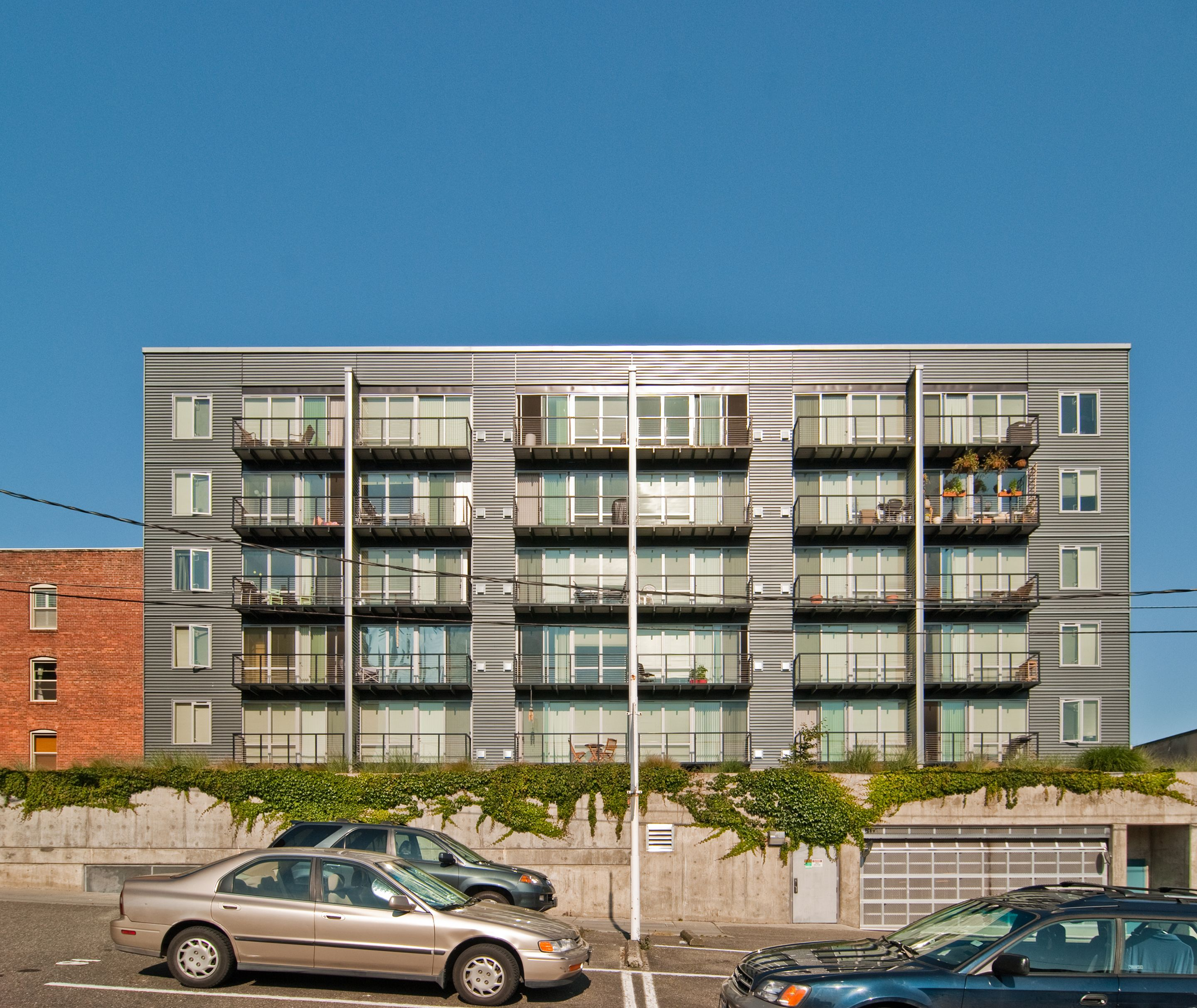 Seattle Apartments: Barnard Apartment Building In Seattle By Weinstein A