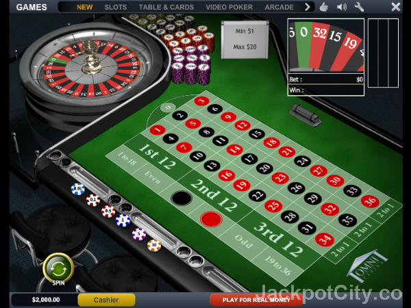 You like to play free casino games? How about 45 Roulette