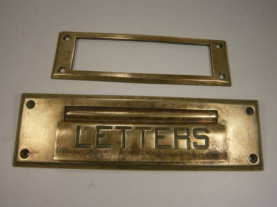 Cannot be! Vintage eleanor nameplates have