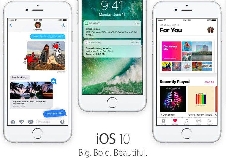 iOS 10 tiene el kernel sin encriptar para evitar futuros bugs