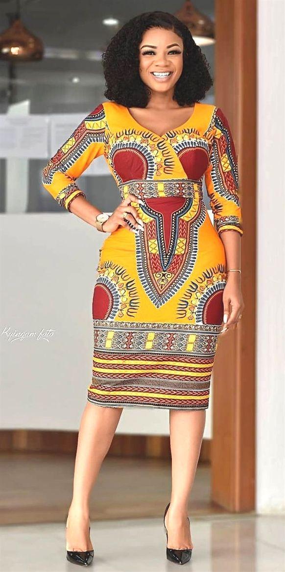 Dashki Fabric African Fashion Ankara Kitenge African: African Safaris – What Kind Are There?