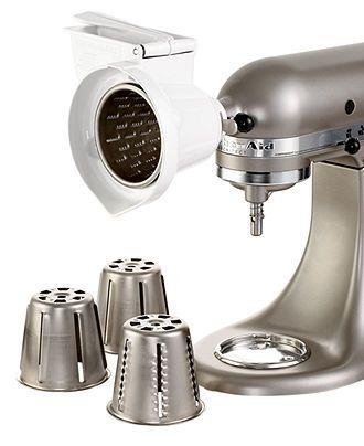 KitchenAid RVSA Stand Mixer Attachment, Rotor Slicer ...