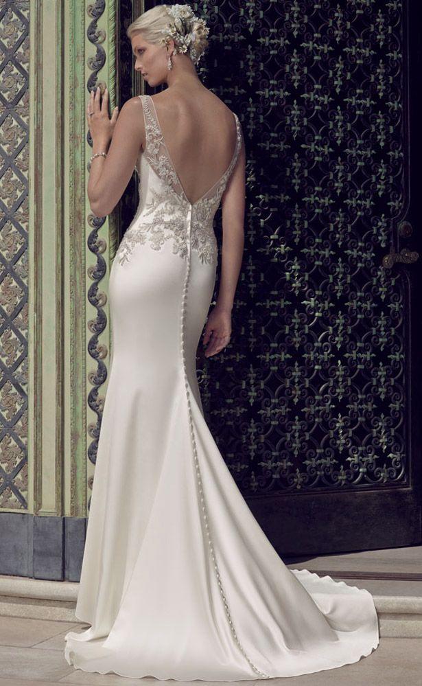 Casablanca Bridal Spring 2015 Wedding dresses, 2015