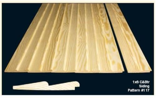 1x6 12 D Grade 117 Siding Wood Pattern Siding Wood Siding Types Southern Pine Wood Siding