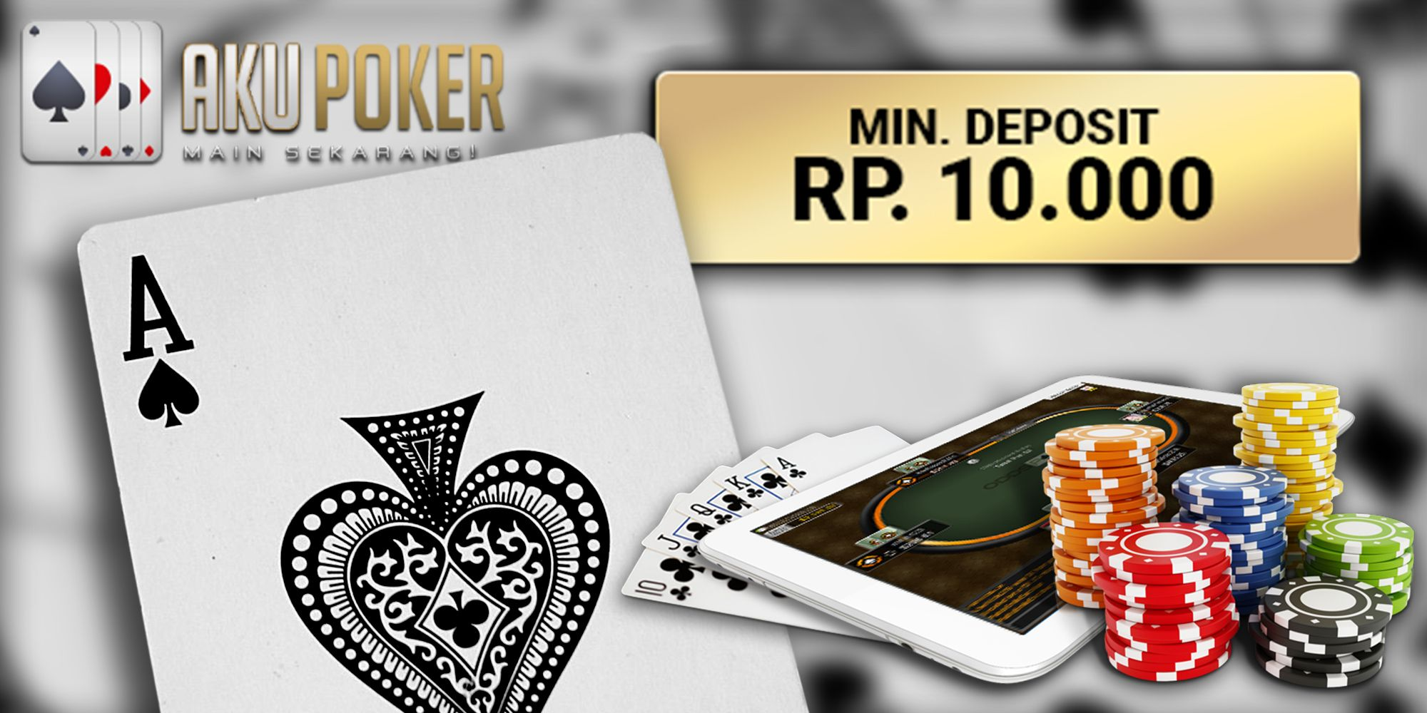 Deposit Min. 10 Ribu Mainan, Website