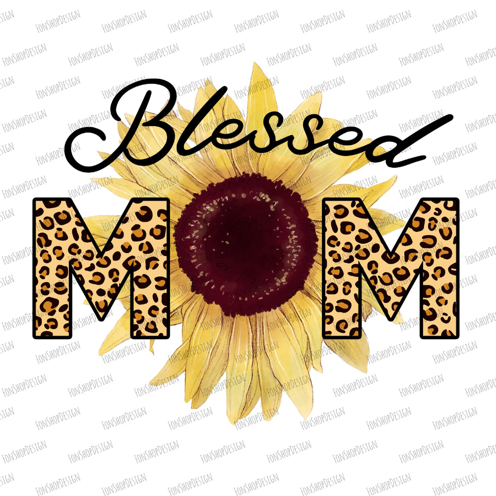 Blessed Mom Dad Mom Son Daughter Step Mom Gift Png File Etsy Step Mom Gifts Clip Art Mom Son