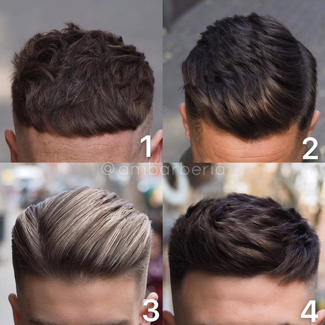 1 2 3 Or 4 Follow Menshairworld Barber Mens Hairstyles Mens Hairstyle Images Hair Styles