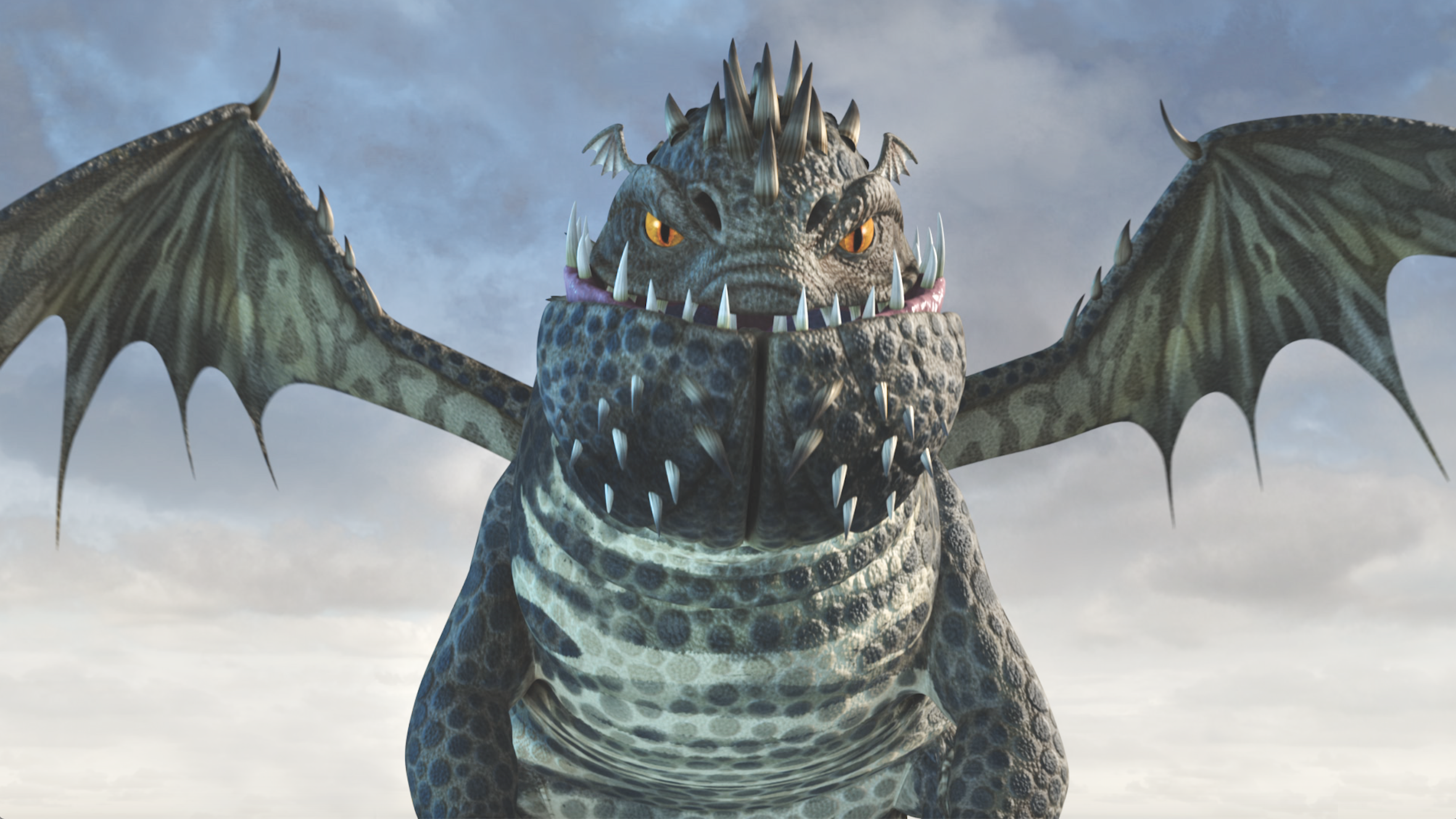 Картинки короля драконов из как приручить дракона