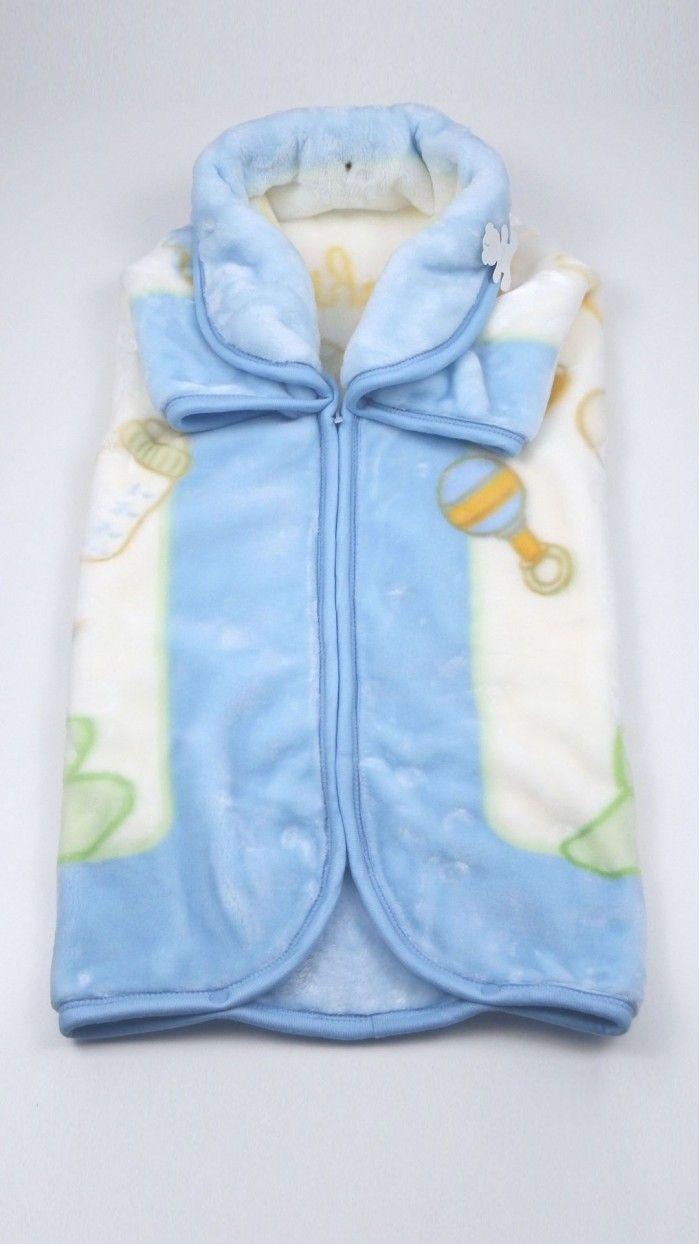 Sacco nanna neonato i batuffolini realizzato in morbida e - Sacco letto bambini ...