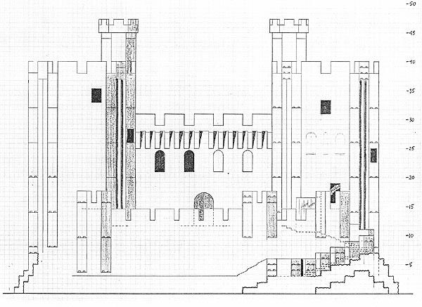 Image result for castle elevations blueprints pinterest image result for castle elevations malvernweather Gallery