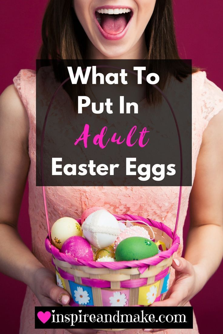 What To Put In Adult Easter Eggs How To Create An Adult Easter Egg Hunt Are you searching for items to put in an adult Easter Egg hunt? There are so many creative things that you could put in an Adult Easter Egg hunt. Weve listed a bunch of ideasthat we
