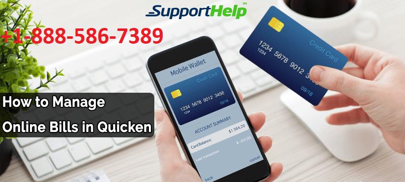 Quicken Support provide help regarding installation,backup