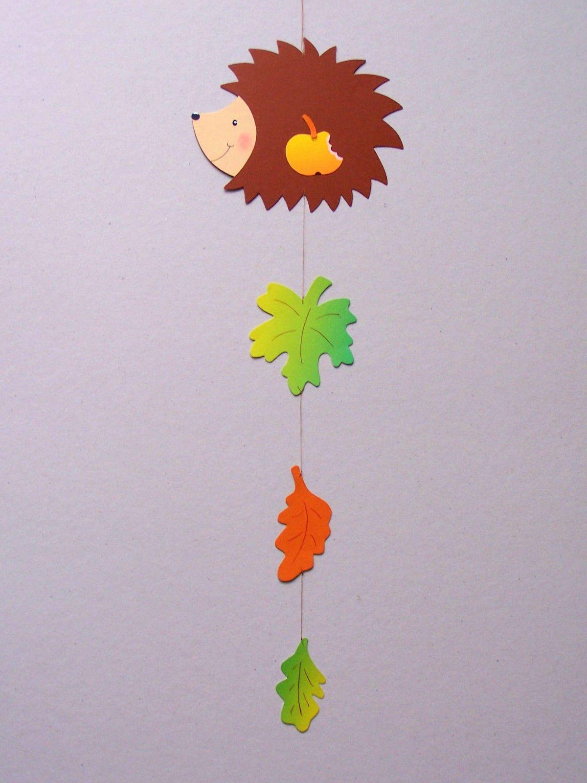 Fensterbild/Kette Igel Blätter Herbst Deko 49 cm - Tonkarton basteln FOR SALE • EUR 1,99 • See Photos! Money Back Guarantee. Sie ersteigern hier eine Fensterkette  Igel / Blätter . Habe sie in liebevoller Handarbeit selbst gebastelt. ... niedliche Fenster-Deko für den Herbst ... Länge: ca. 49 cm Material: Tonkarton 302462597995 #fensterdekoherbst