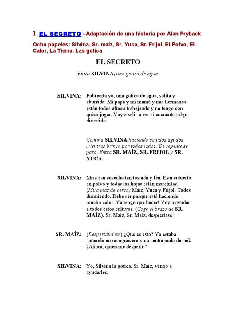 I\'m reading Obras de Teatro Cortas In Fan Tiles 8 Obras on Scribd ...