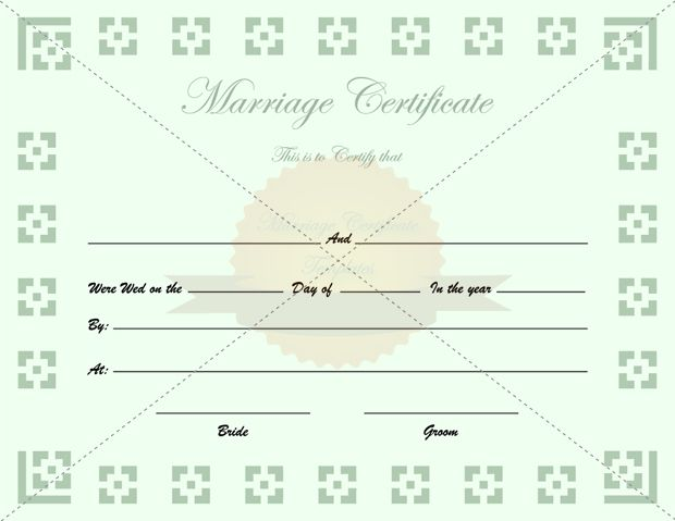 Free certificate of marriage download marriagecertificatetemplate free certificate of marriage download yelopaper Choice Image
