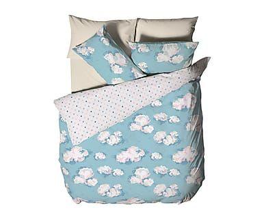 Juego nórdico Nubes para cama 135 - 2 piezas