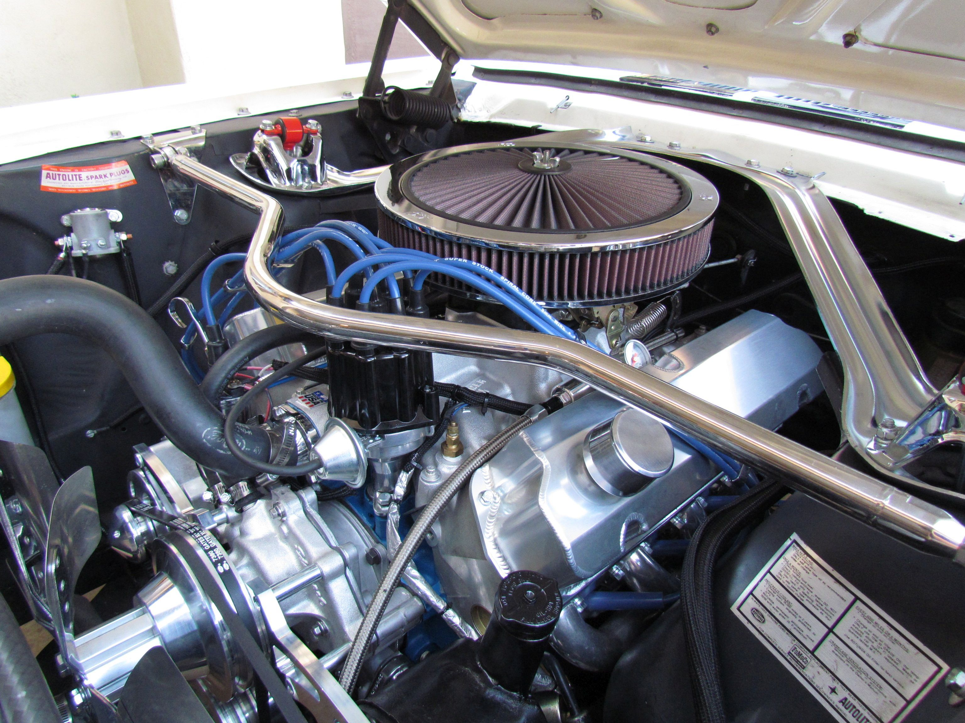 Blueprint engines customer josh clark has installed our bp3474ct blueprint engines customer josh clark has installed our bp3474ct into his 1966 ford mustang fastback nice looking ride you have there malvernweather Choice Image
