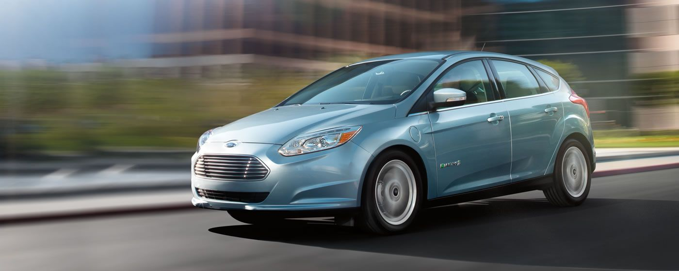 2014 Focus Visit Ford