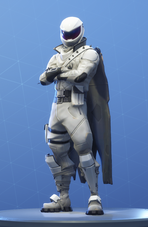 Epic combo with the overtaker and frozen shroud.