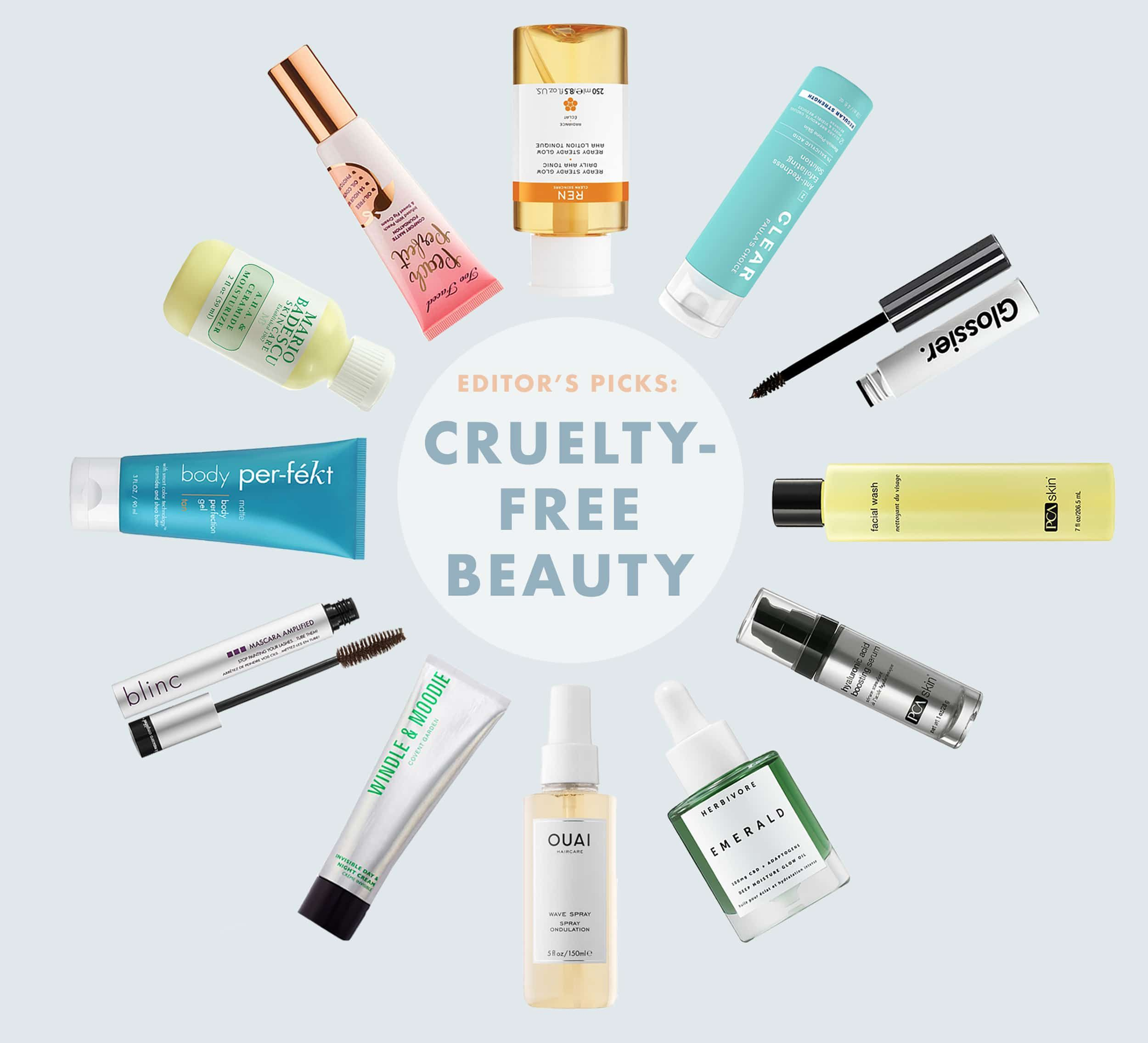 14 Of The Best Cruelty Free Makeup Skincare Products To Try Cruelty Free Makeup Cruelty Free Beauty Skin Care