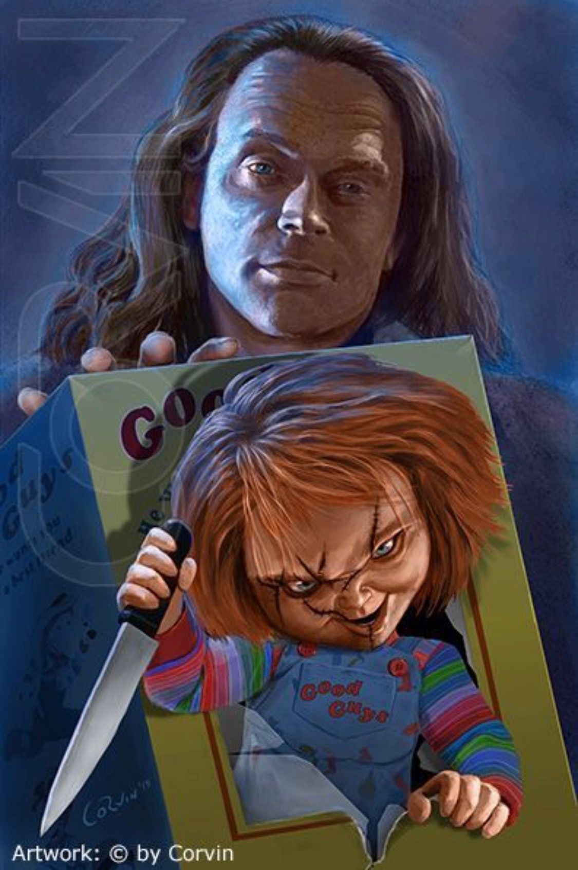 Pin by La Vista Johnowh on Chucky-Childs Play in 2020 ...