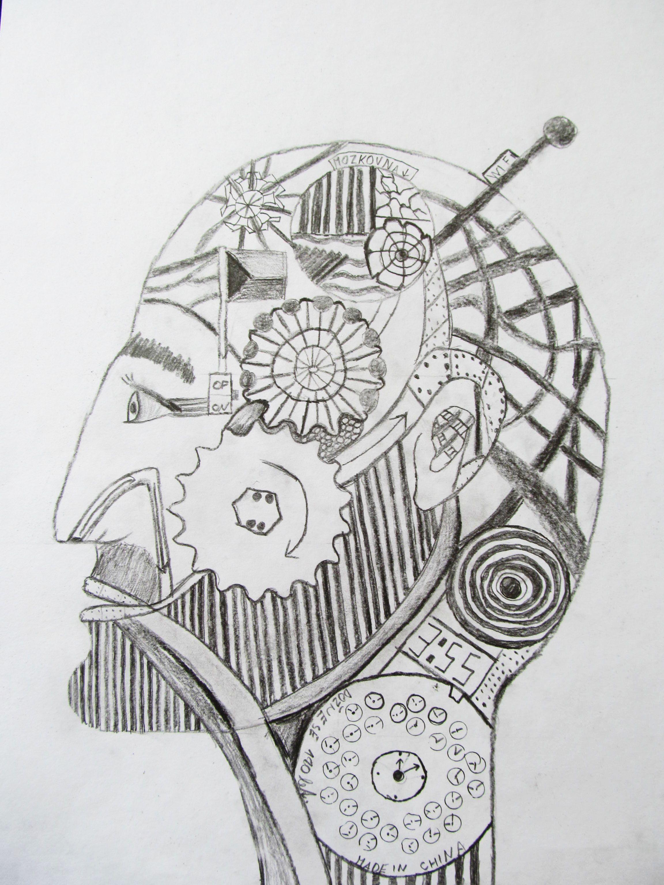 Elements Of Art Line Quizlet : ČlovĚk nebo robot ročník  vÝtvarka roboti